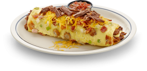 ham-bacon-or-sausage-omelette