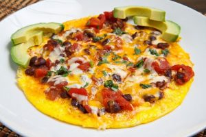 mexican-omelette